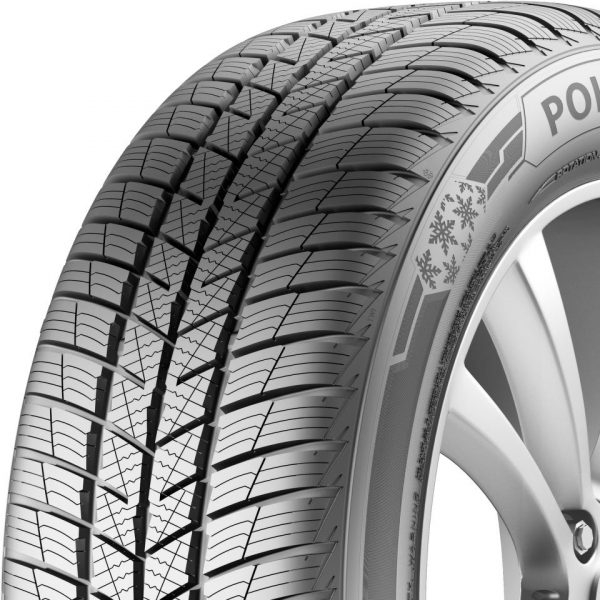 Barum POLARIS 5 – 205/55/R16 91H  M+S 3PMSF