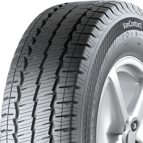 Continental VanContact A/S – 285/65/R16 131R   C  M+S 3PMSF