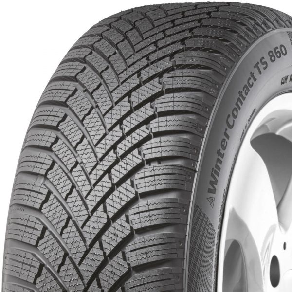 Continental WinterContact TS 860 S – 225/45/R18 95Y  XL FR  M+S 3PMSF