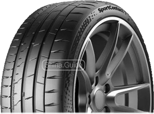 Continental SportContact 7 – 285/30/R21 100Y XL MGT