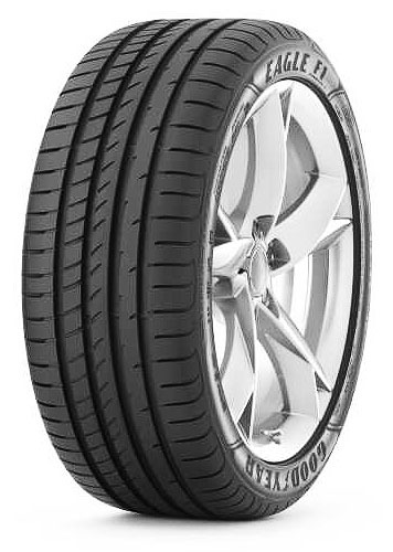 Goodyear Eagle F1 Asymmetric 2   – 265/40/R19 98Y