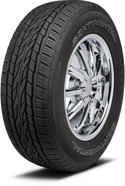 Continental ContiCrossContact LX 2 – 225/75/R15 102T