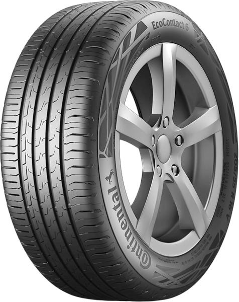 Continental EcoContact 6 – 275/35/R22 104Y XL *